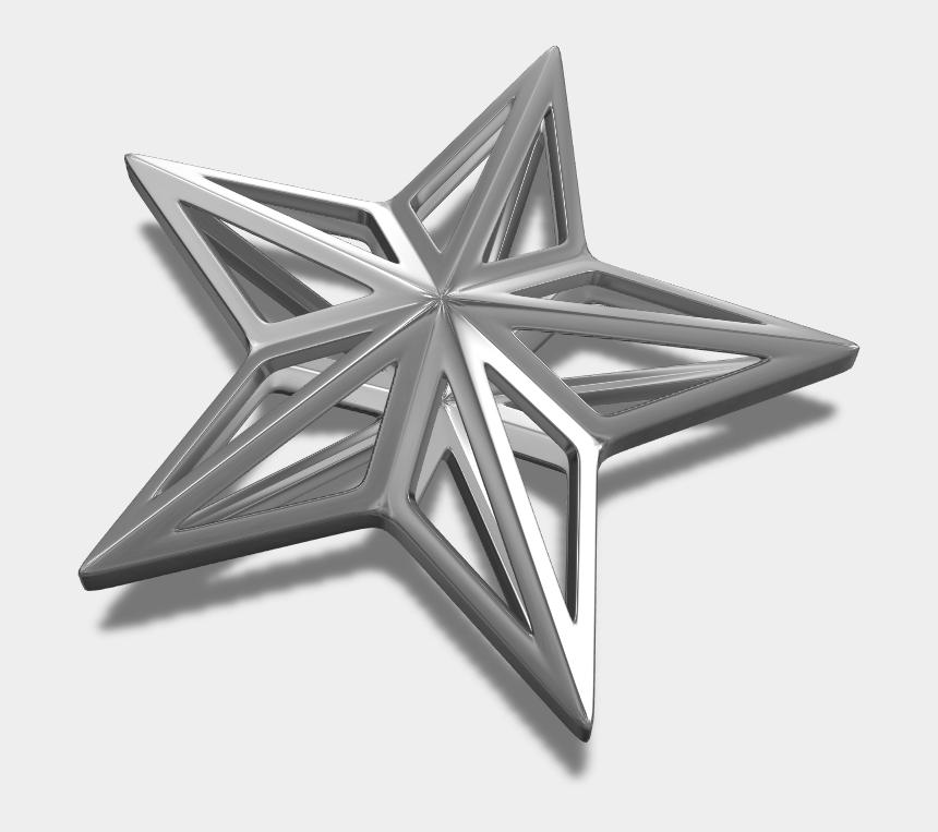 star of bethlehem clipart black and white, Cartoons - Cross
