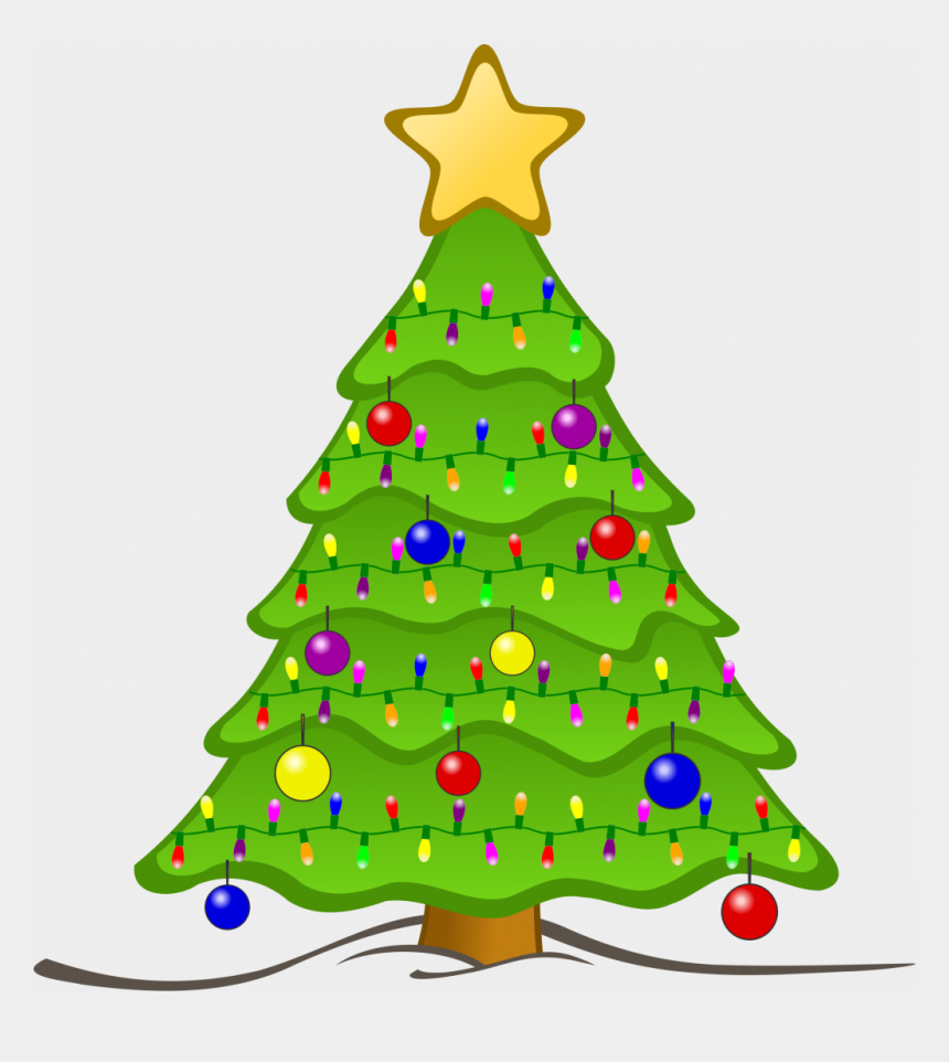 extended family clipart, Cartoons - The Governors, Staff And Children Would Like To Wish - Animated Decorated Christmas Tree