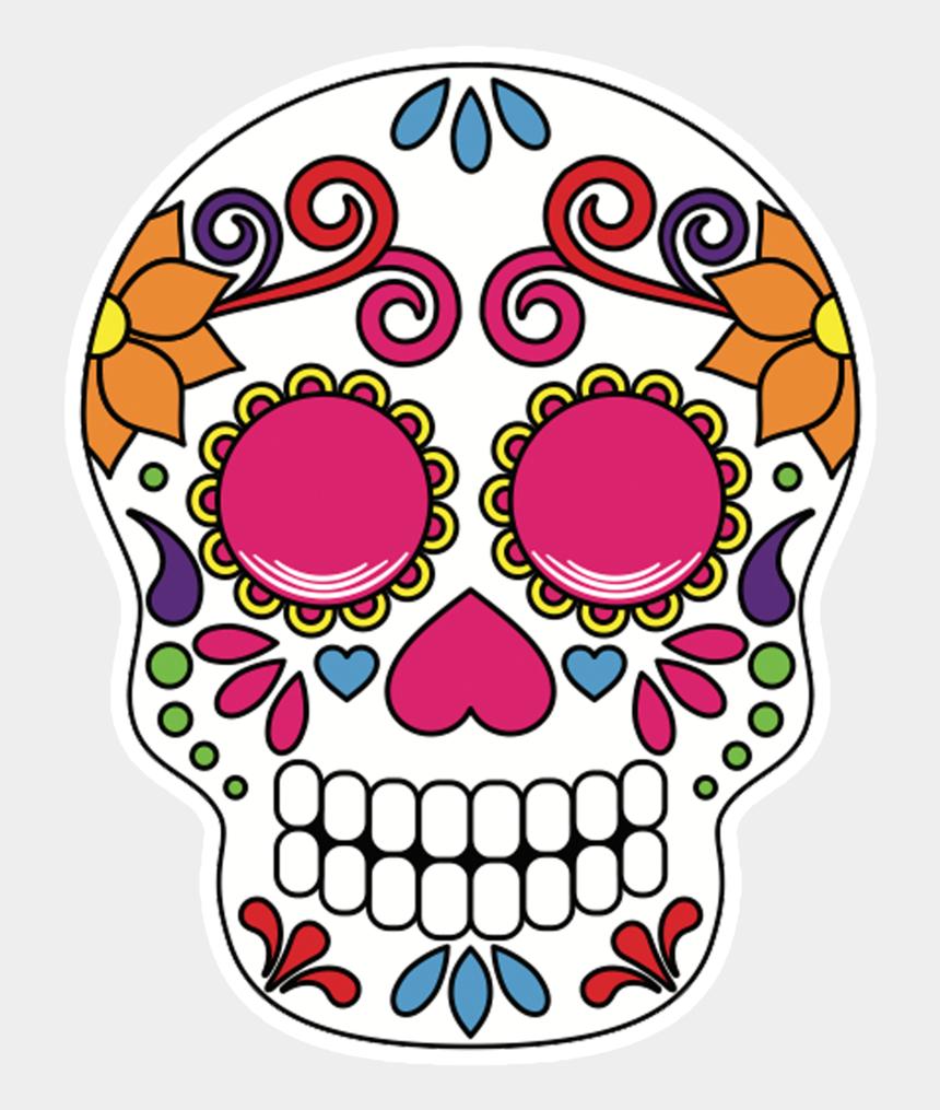 sugar skulls clipart, Cartoons - Sugar Skulls - Sugar Skull Photo Props