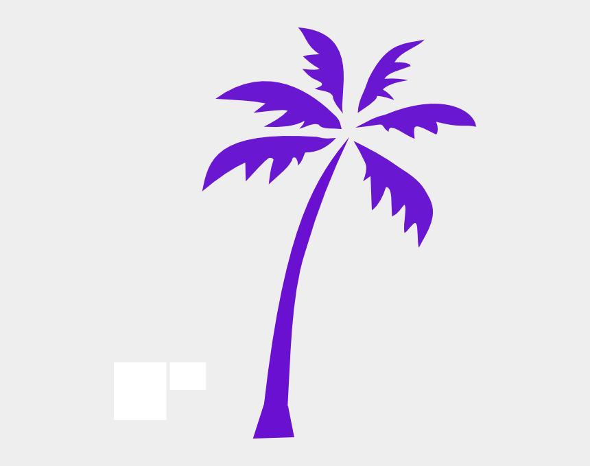 clipart palm tree, Cartoons - Palm Tree Clip Art - Coconut Tree Clipart Black