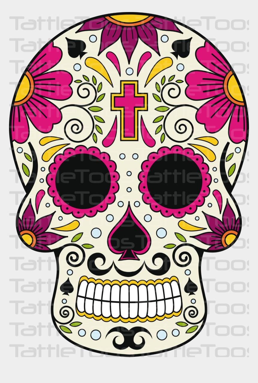 sugar skulls clipart, Cartoons - Sugskull 13 Sugar Skull Art, Sugar Skulls, Day Of The - Mexican Calavera Day Of The Dead