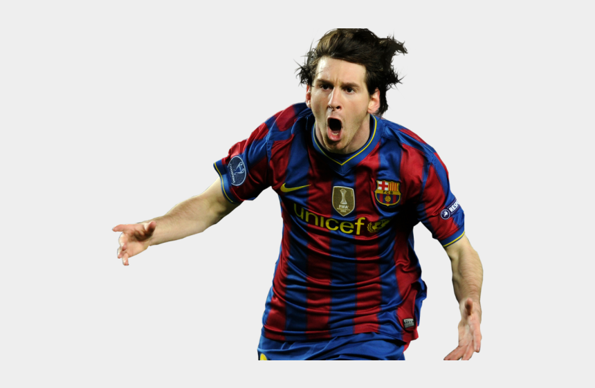 soccer players clipart, Cartoons - Fifa Clipart Lionel Messi - Messi Vs English Clubs