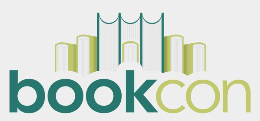 new york city clipart, Cartoons - Book Con Logo