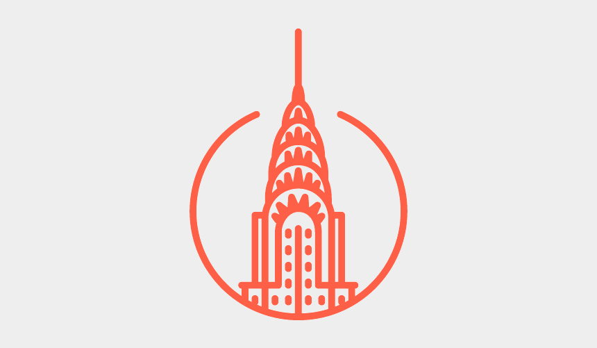 new york city clipart, Cartoons - New York City - New York Instagram Story Icon