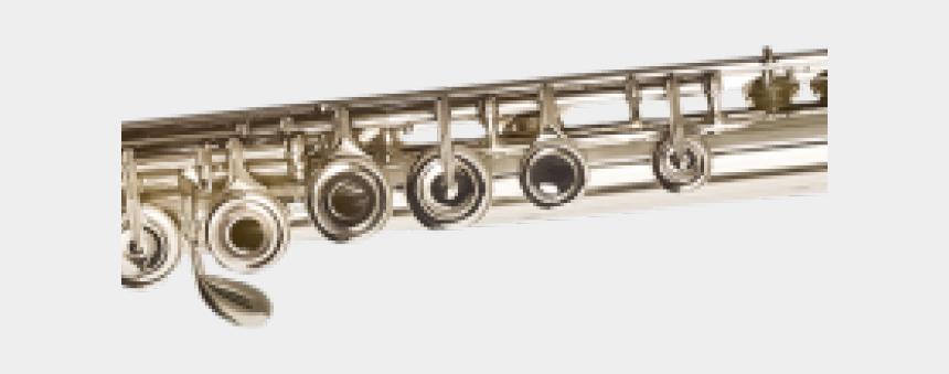 flutes clipart, Cartoons - Flute Clipart Clear Background - Western Concert Flute