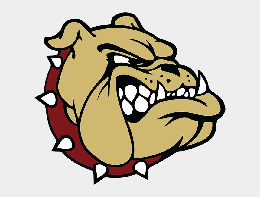 going home from school clipart, Cartoons - Koch Elementary School Home Of The Bulldogs - Queen Creek High School Logo