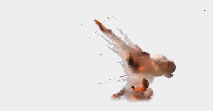 fire smoke clipart, Cartoons - Fire Vertical Smoke Transparent Png - Explosion Smoke Transparent Png