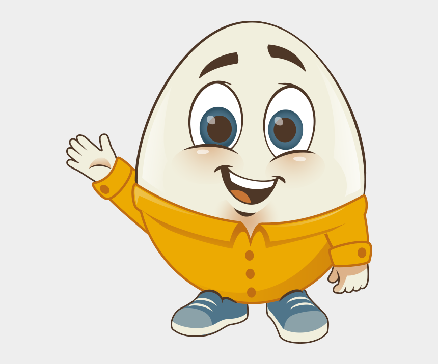 kids eating breakfast clipart, Cartoons - Albert's Here To Help Get Your Kids Eggcited About - Egg Cartoon