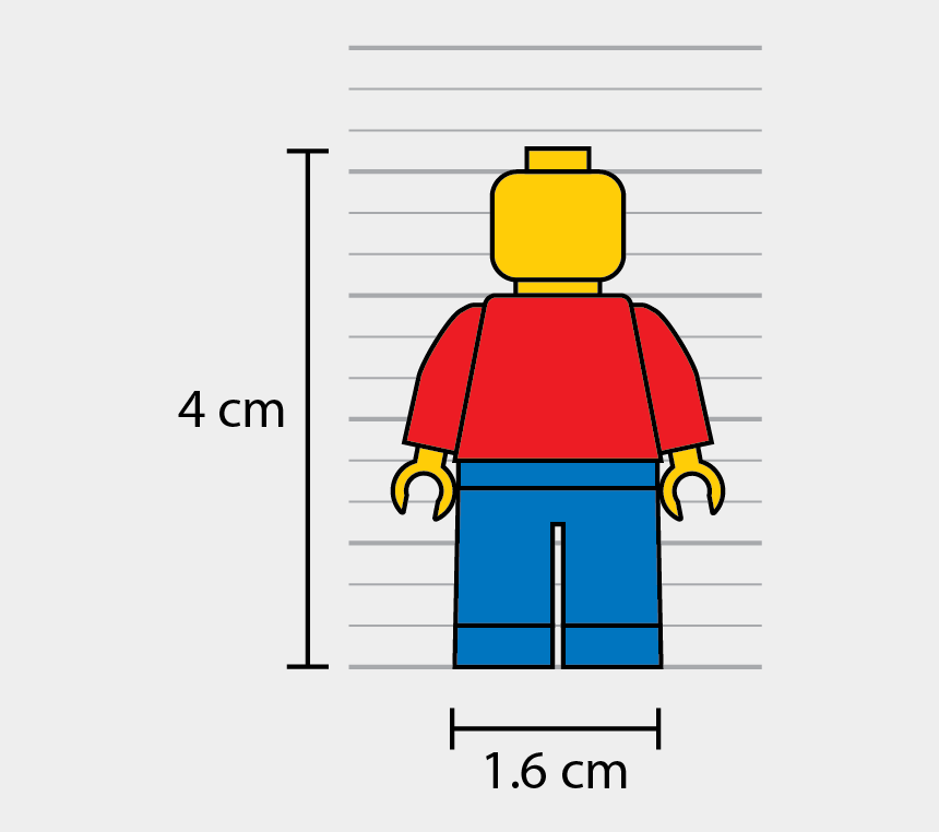 lego head clipart, Cartoons - Lego Figures In Scale Models Brick Architect Ⓒ - Lego Friends Figure Size