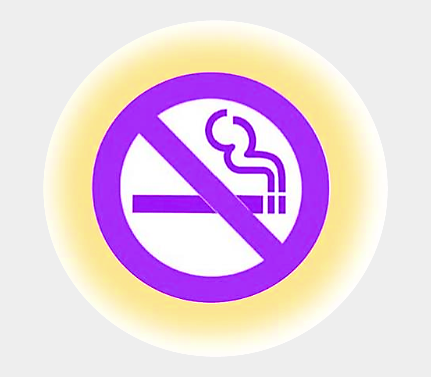 puff of smoke clipart, Cartoons - No Smoking Sign - Cigarettes With An X