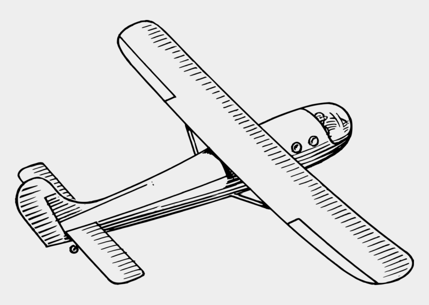 plane crash clipart, Cartoons - Planes Drawing Aviation - Drawing Of A Glider