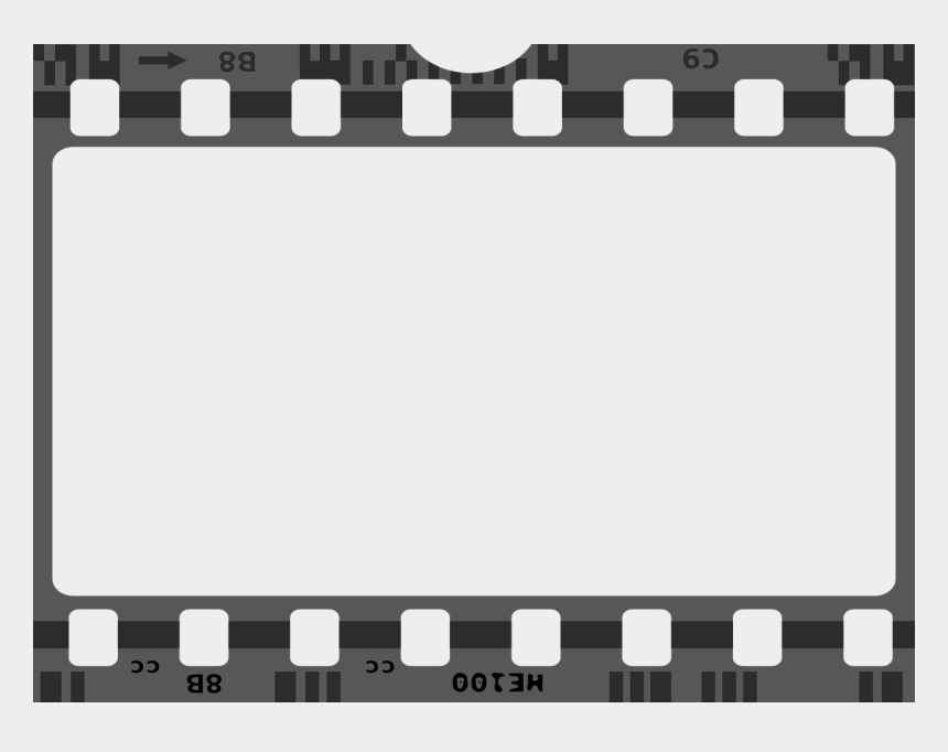 single chalkboard frame clipart, Cartoons - Movie, Cinema, Negative, Frame, Camera, Border, Film - Film Strip