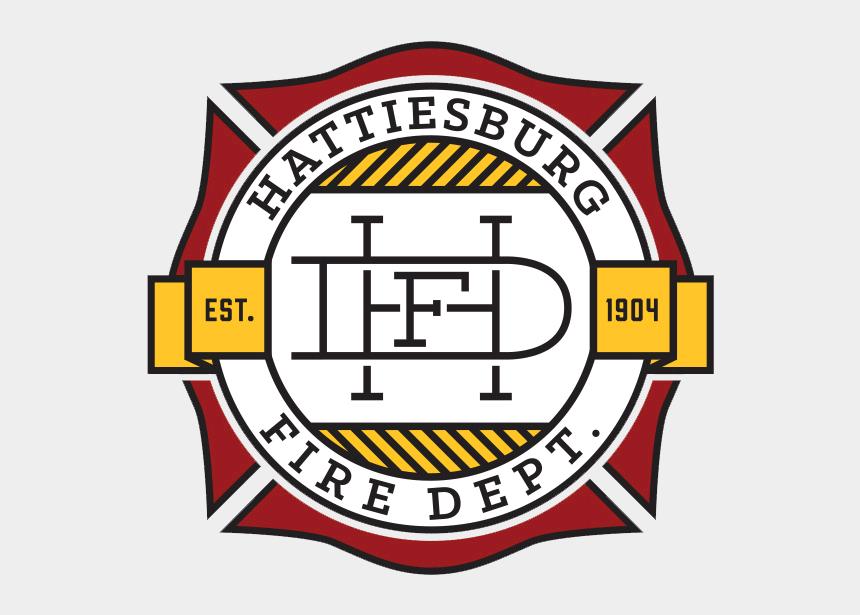 fire truck ladder clipart, Cartoons - New Ladder Six Truck And Logo - Hattiesburg Fire Department