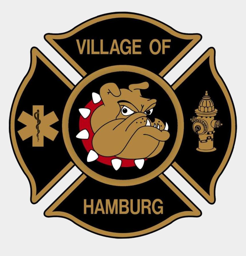 fire truck ladder clipart, Cartoons - Hamburg Volunteer Fire Department - Hoffman Estates Fire Department Logo