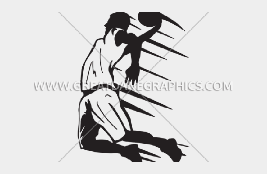 shooting star clipart black and white, Cartoons - Shooting Star Clipart Basketball - Basketball Shooting Graphic