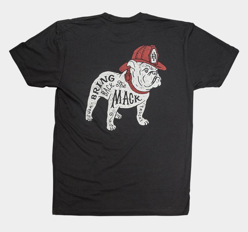 fire truck ladder clipart, Cartoons - Bulldog Tee - Black - Mula Gang T Shirt