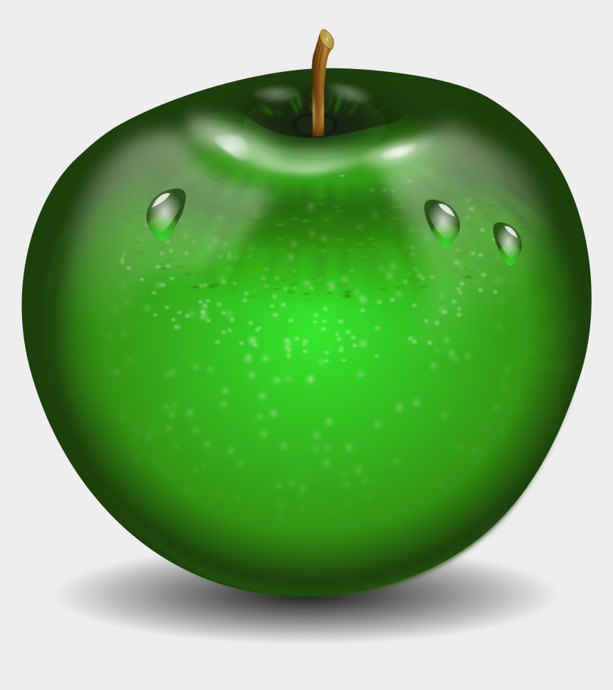 teaspoon clipart, Cartoons - Green Apple's Png Image Caramel Apples, Green, Clip - Png Green Apple Bite