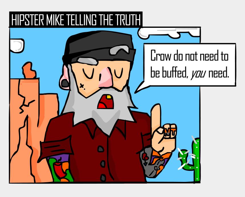 mike wazowski clipart, Cartoons - Hipster Beard Png - Cartoon