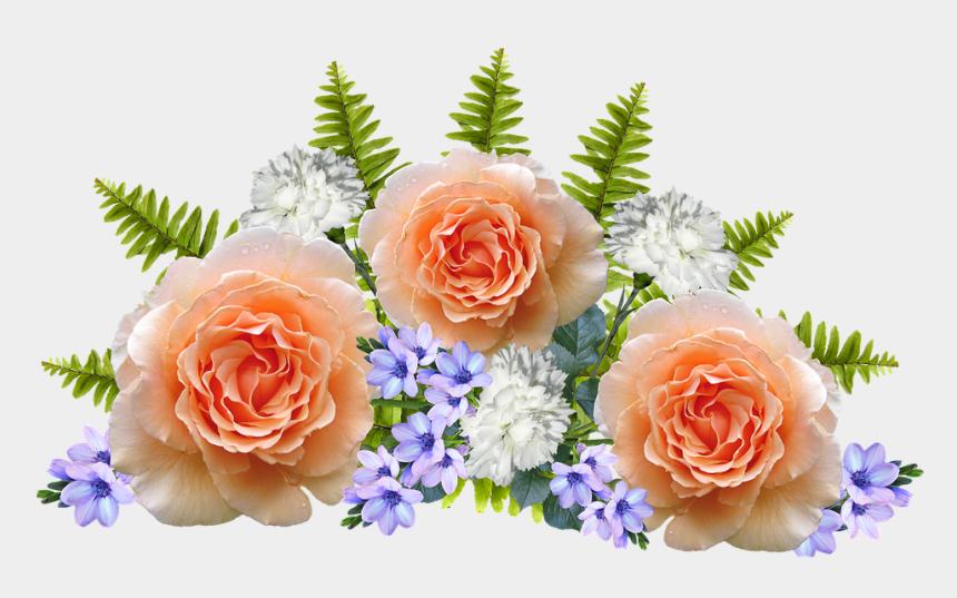 flower bouquet clipart black and white, Cartoons - Flowers, Arrangement, Decoration - Hybrid Tea Rose