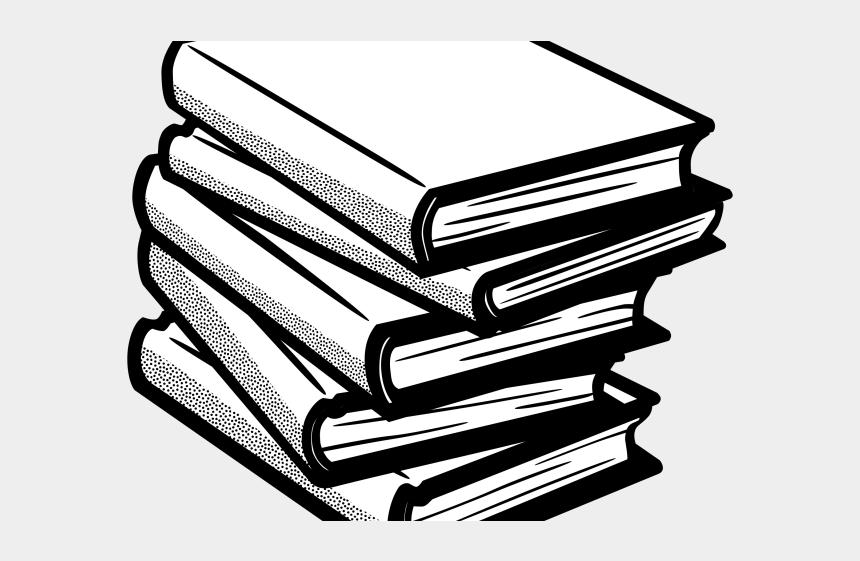 ziplock bag clipart, Cartoons - Book Line Art - Clip Art Black And White Books