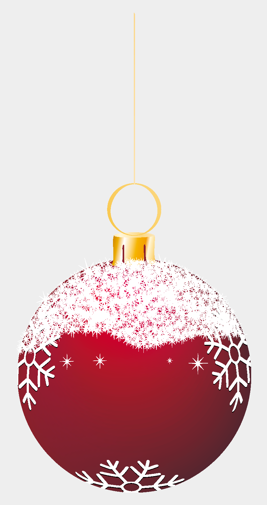 hanging ornament clipart, Cartoons - Christmas Hanging Ball - Transparent Christmas Balls Png