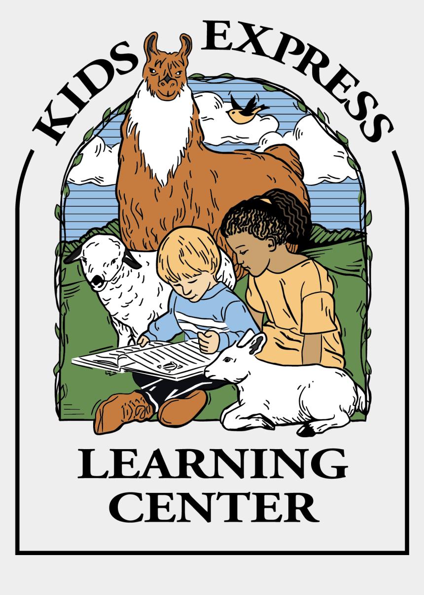 preschool naptime clipart, Cartoons - Kids Express Learning Center Logo