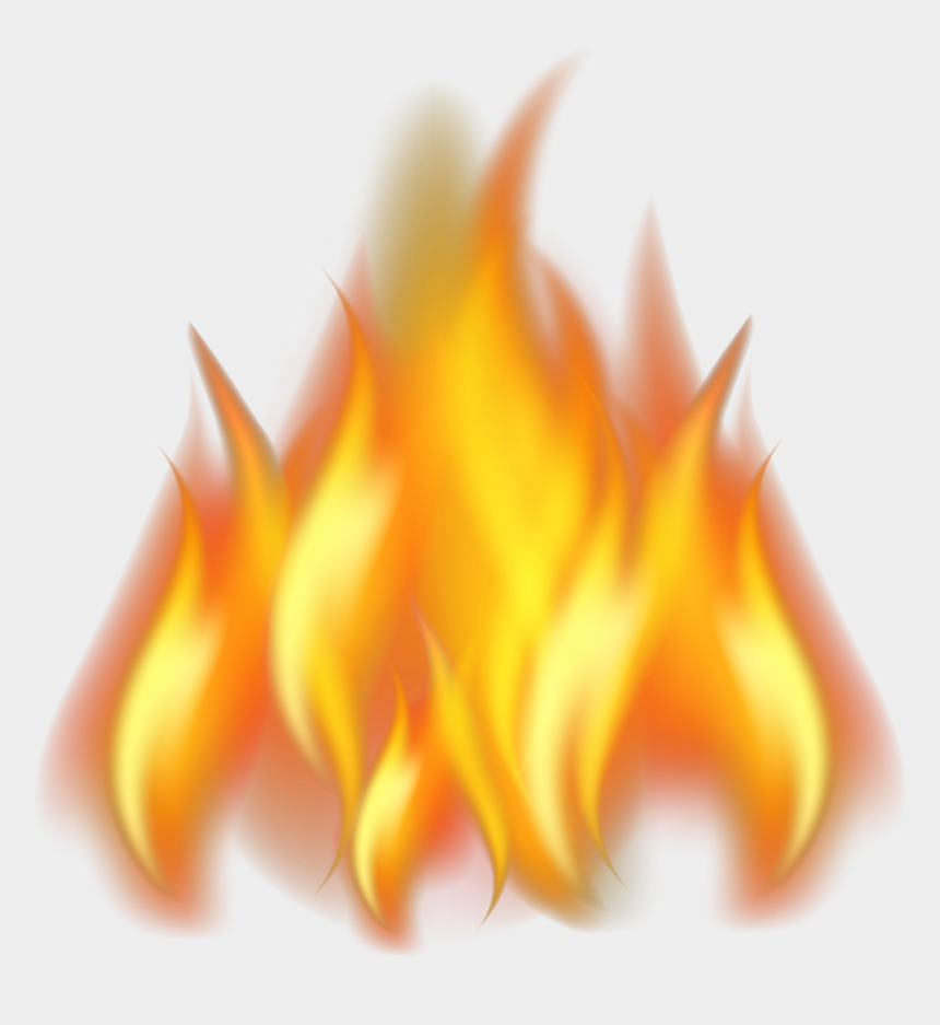 realistic fire flames clipart, Cartoons - Transparent Background Flame Png