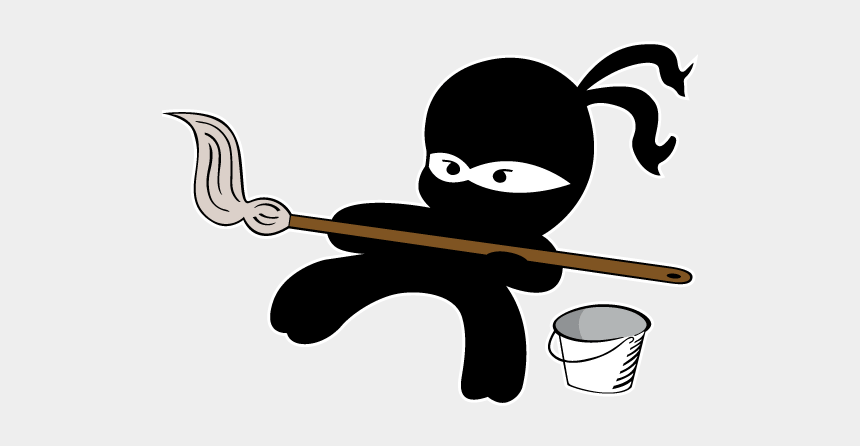 clean your room clipart, Cartoons - Cleaning Ninja Services - Cleaning Ninja
