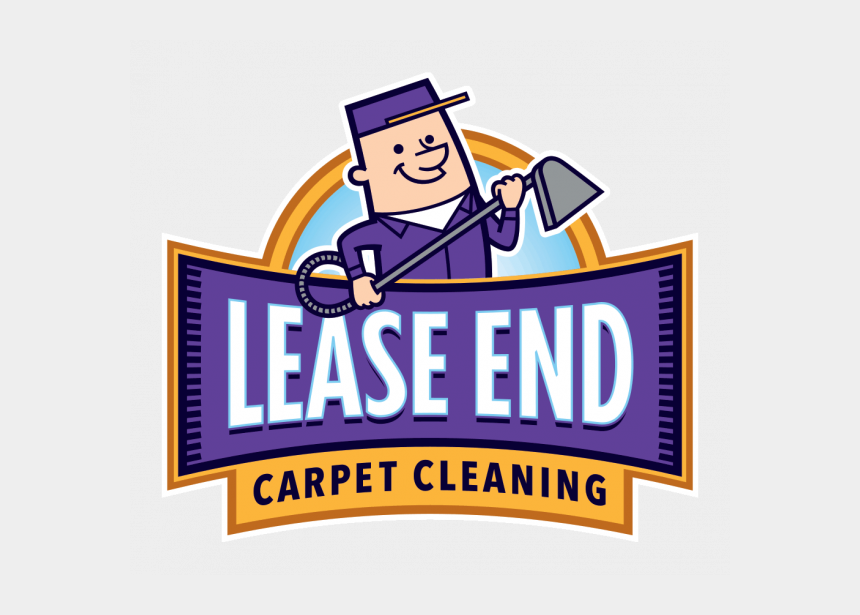clean your room clipart, Cartoons - Lease End Carpet Cleaning - Carpet Cleaning Logos Png