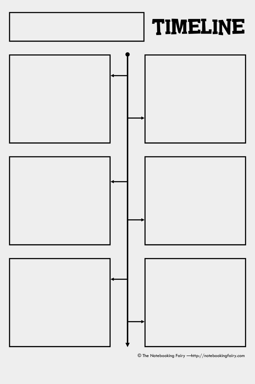 Free Blank Timeline Template For Kids Templates At ...