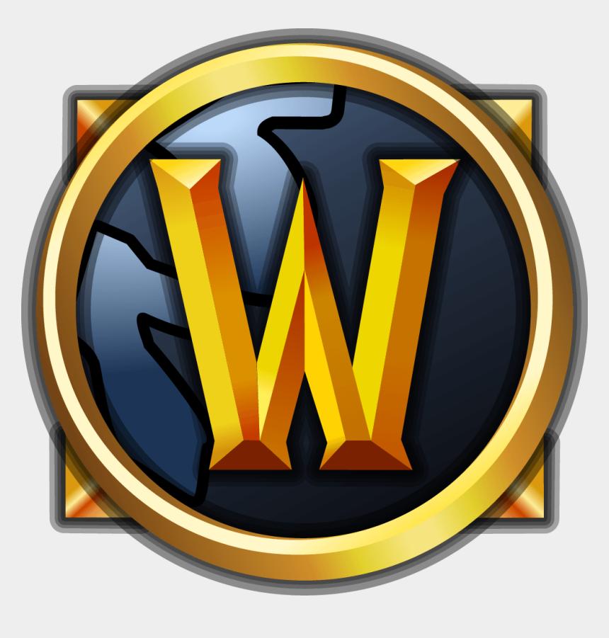 world of warcraft clipart, Cartoons - World Of Warcraft Logo [wow] Png - World Of Warcraft Discord Emoji