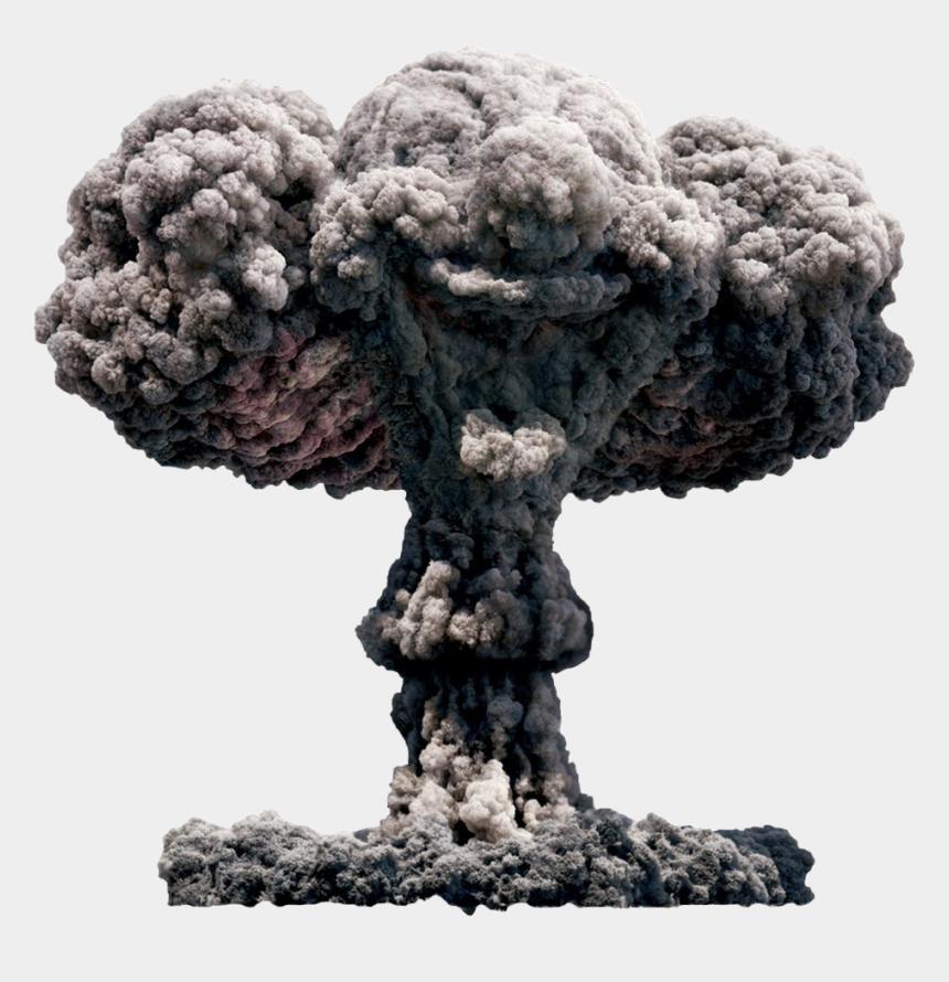 nuke explosion clipart, Cartoons - Nuke Blast Png - Nuke Mushroom Cloud Png