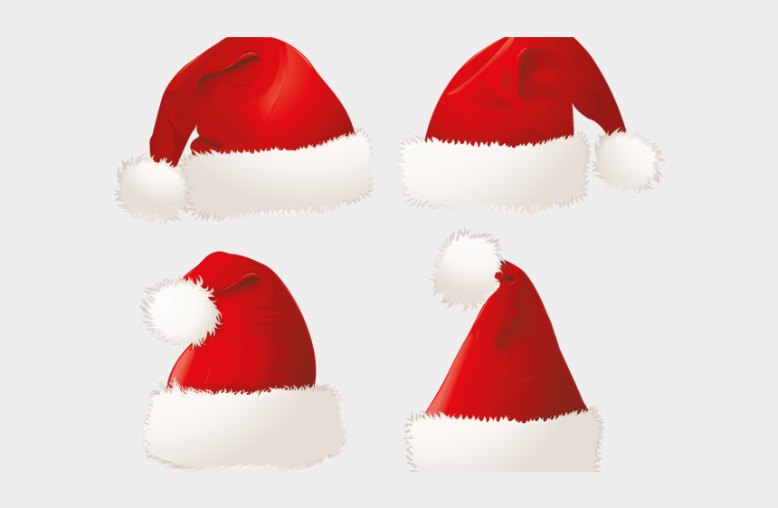 Christmas Hat Transparent Clipart.Santa Hat Clipart Christmas Clip Art Santa Transparent