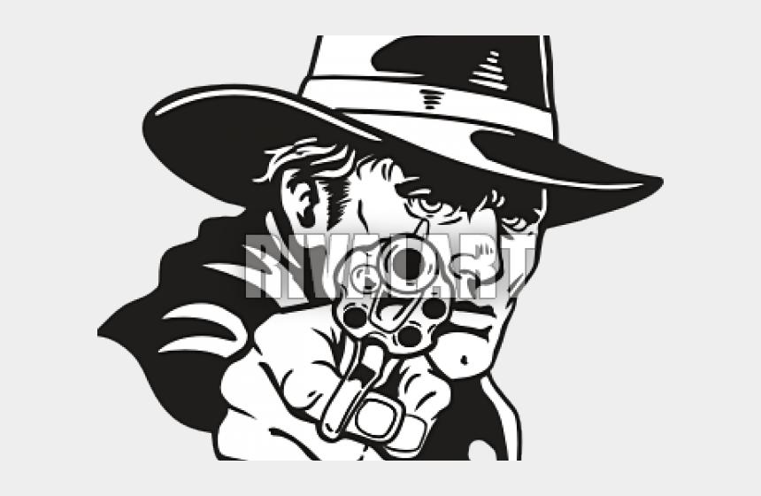 gun clipart black and white, Cartoons - Gun Shot Clipart Black And White - Guns Clipart