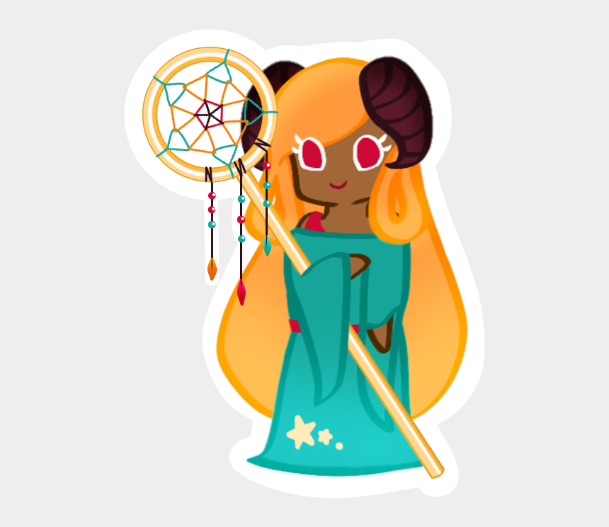 i have a dream clipart, Cartoons - Cookie Flavour - Cookie Run Legendary Oc