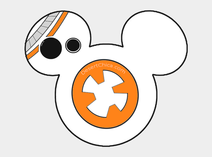 Star Wars Bb-8 Shirt Template Graphic - Star Wars Mickey Svg