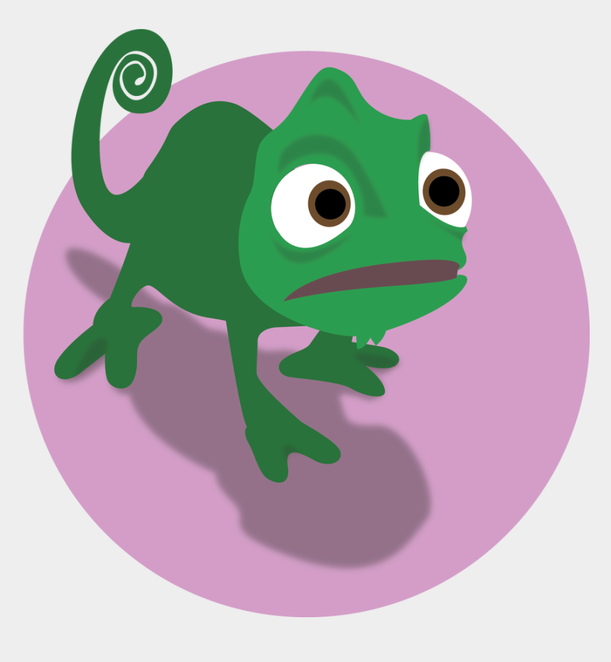 Chameleon Clipart Rapunzel Pascal Pascal Tangled Drawing Cliparts Cartoons Jing Fm