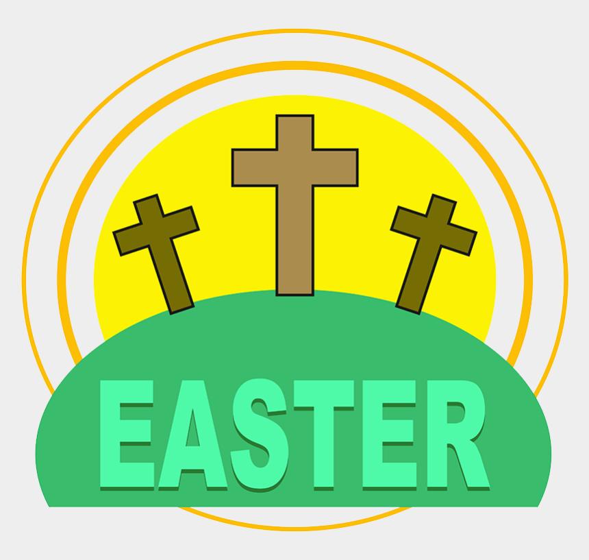 easter religious clip art, Cartoons - Easter Religious Clipart - Easter Christian Clipart