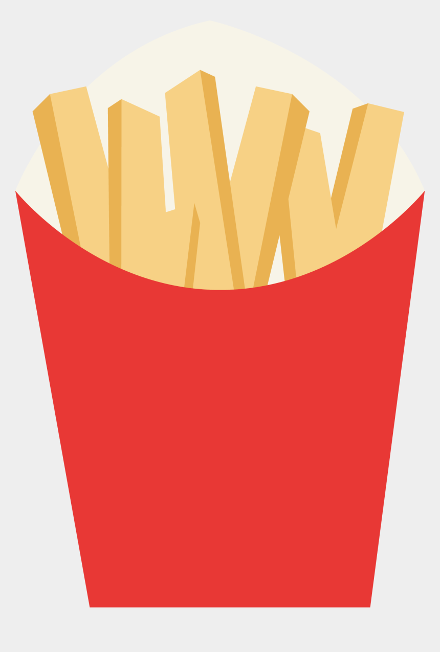 french fries clip art, Cartoons - French Fries Fast Food French Cuisine Fried Chicken - French Fries