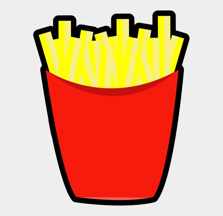 french fries clip art, Cartoons - Chips Crisps French Fries Fries Potato Crisps - Fries Clipart Png