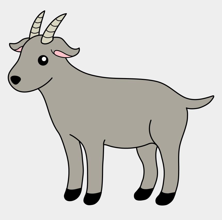goat clip art, Cartoons - Download - Goat Clipart