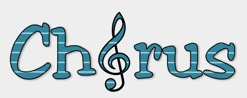 Image result for chorus clipart