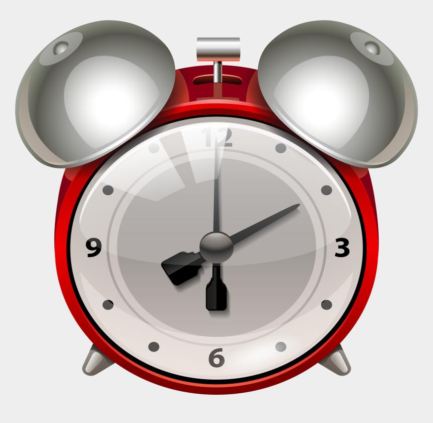 alarm clock clip art, Cartoons - Red Alarm Clock Png Clip Art - Alarm Clock