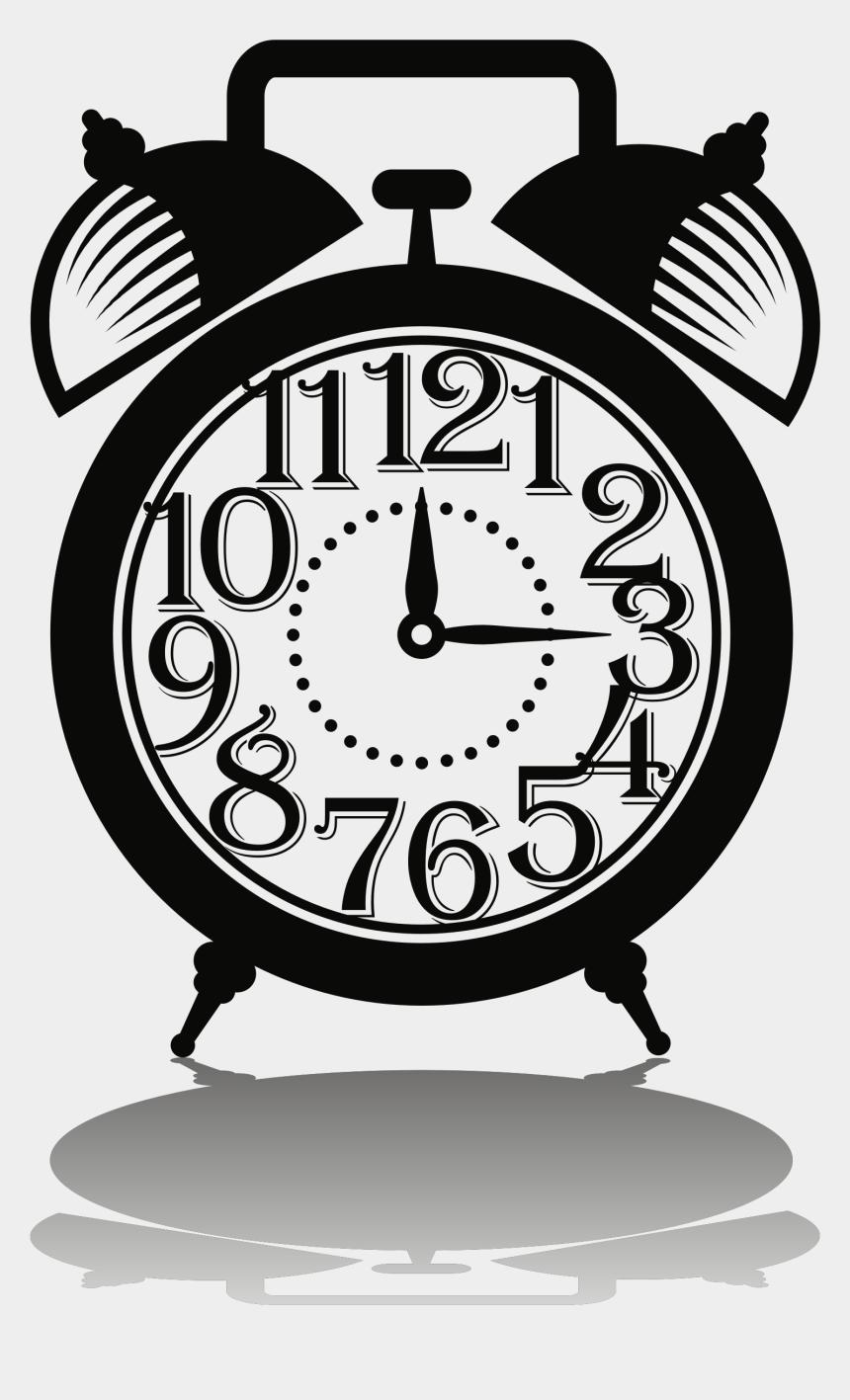 alarm clock clip art, Cartoons - Alarm Clock Red Png Clip Art - Drawing Of A Clock Alarm