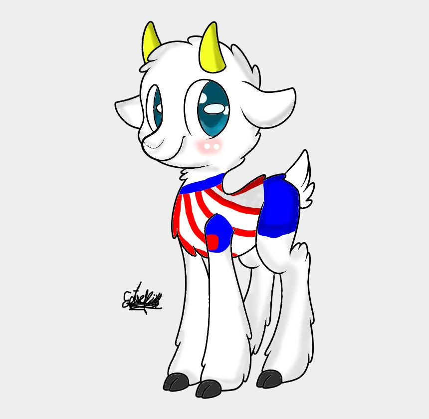 goat clip art, Cartoons - Billy Goat Clipart Chiva - Imagen De La Mascota De Chivas