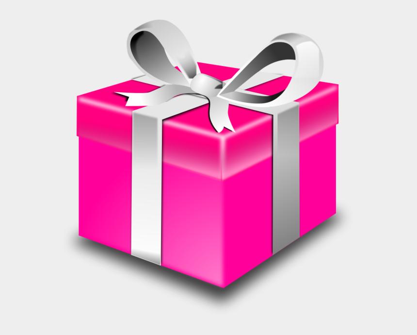 presents clipart, Cartoons - Present Or A Gift Wrapped Box - Present Clip Art