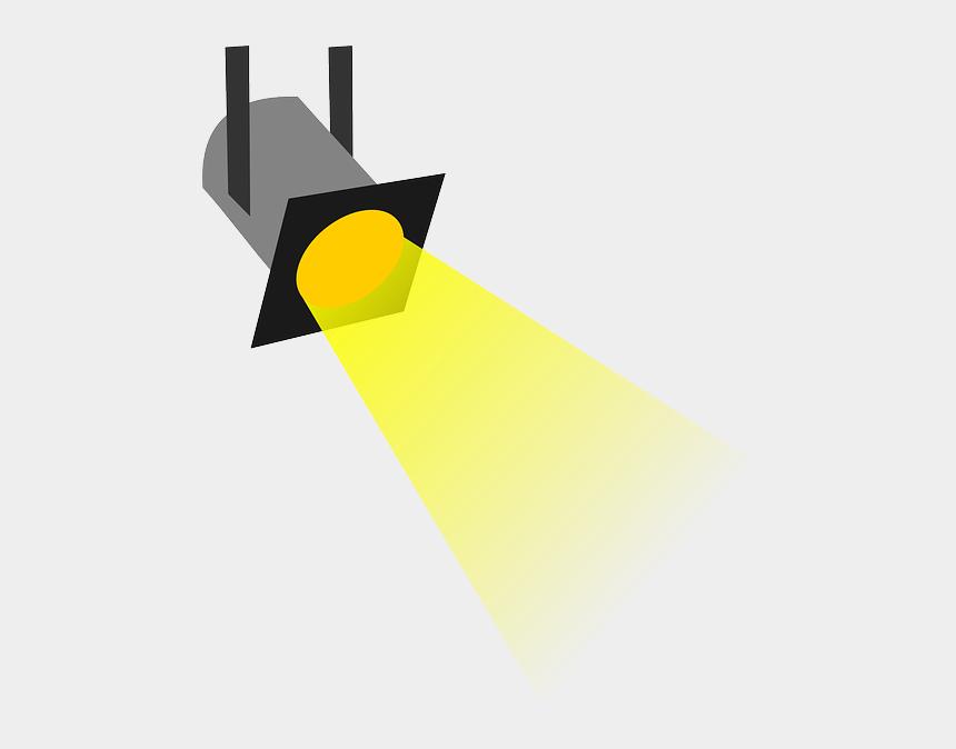 talent show clip art, Cartoons - Spotlight Spot Light Clip Art At Vector Clip Art - Spot Light Clip Art