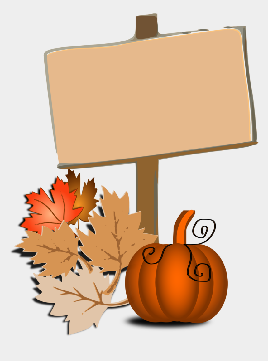fall festival clipart, Cartoons - Clipart - Fall Sign Clip Art