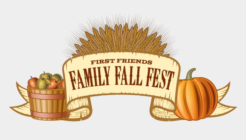 fall festival clipart, Cartoons - Fall Fest - Pumpkin