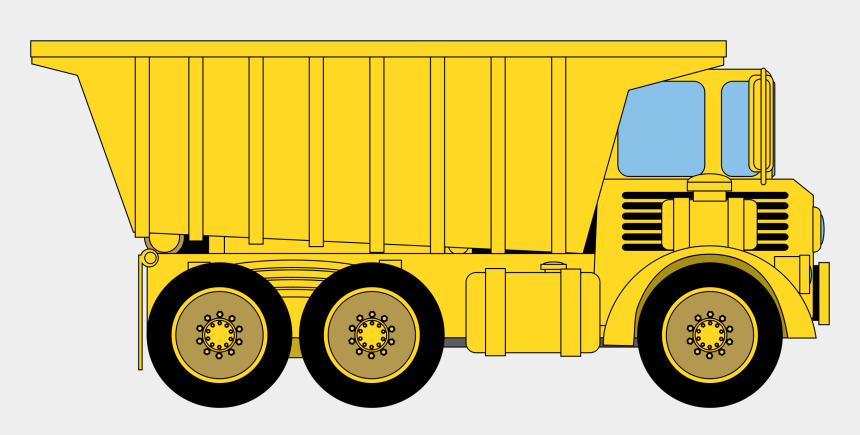 dump truck clip art, Cartoons - Download - Dump Truck Clipart Png